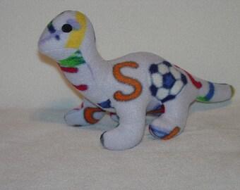 Sports  Brontosaurus Dinosaur Blue