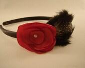 Moulin Rouge headband