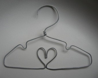 Heart Hanger The Original Teeny Tiny I Heart You Hanger by LilaFrances