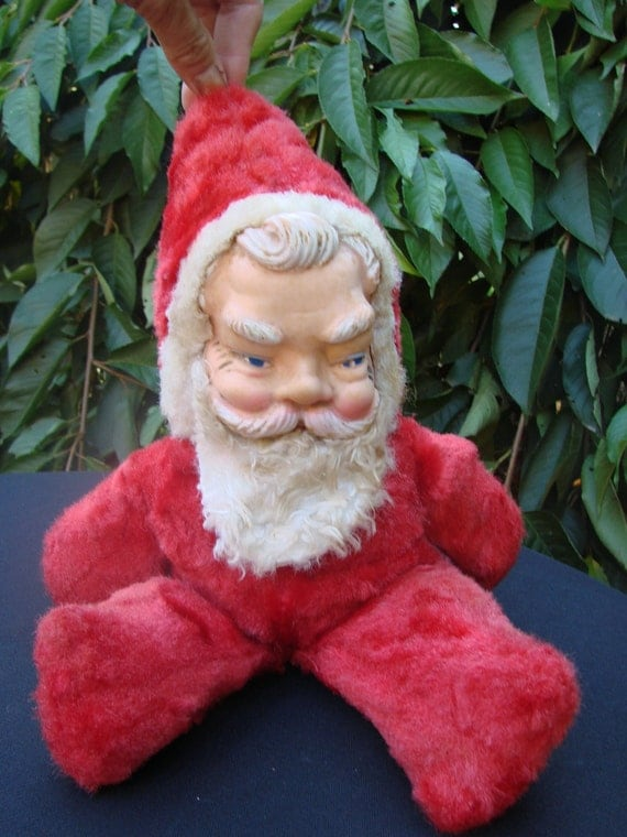 Vintage 1950s Used to be Musical Santa Claus