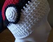 Pokeball Hat Size Teen-Adult