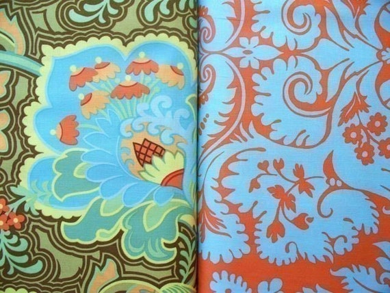 Amy Butler Fabric Set, Belle Collection, 2 Half Yards