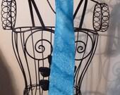 TURQUOISE Silk Neck Tie