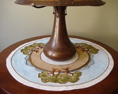 Craftsman Saturday Evening Girls Valley of Trees 24 inch Table Round