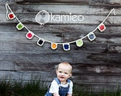 Crochet Banner - Perfect Photo Prop Background
