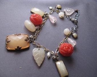 Fun Girly Charm Bracelet