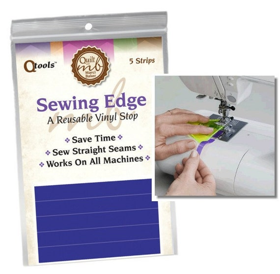 Sewing Edge Qtools Reusuable Vinyl Stop For Sewing Amp Crafting