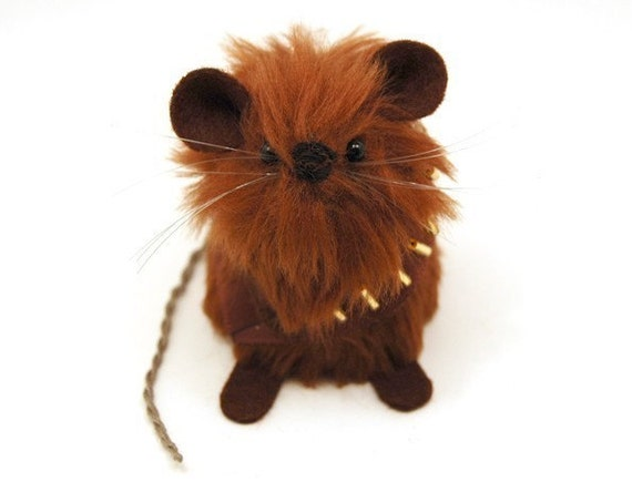 Chewbacca Mouse
