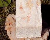 Twilight Salt Spa Bar - Organic Goat Milk Soap