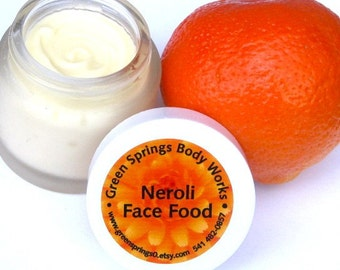 Neroli Face Food Moisturizer Cream