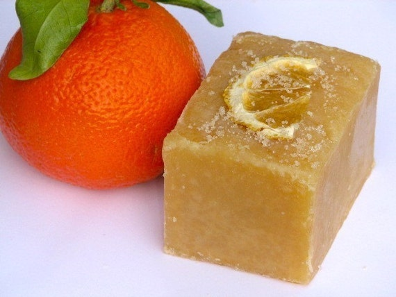Lemon Drop Martini Organic Goat's Milk Soap