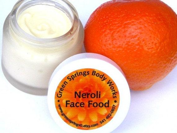Neroli Face Food Moisturizer Cream