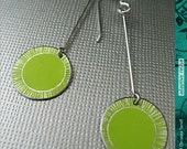 Acid Green Etched -- Drop...