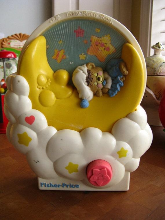 Fisher Price Crib Toys : Items similar to fisher price vintage crib toy on etsy