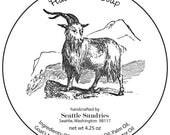Haute Goat Soap Refill Bar