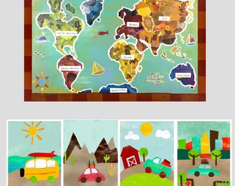 World Traveler Room Collection
