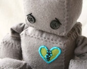 Mended Heart - The Plush Robot