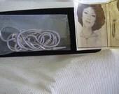Vintage Sarah Coventry (Imagination) Belt/ Necklace 1978 no.8521 Dead Stock SALE