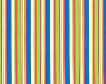 Summer House Stripe Fabric 1 Yard