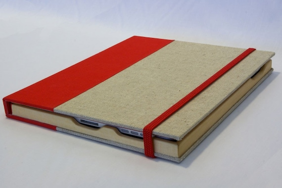 Hard Cover Jacket for the iPad (Red)