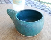 Speckled Green Netti Pot- Made to Order