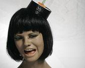 IKURA SUSHI cocktail hat/ As seen on on Entertainment Tonight