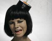 IKURA SUSHI cocktail hat/ As seen on Entertainment Tonight