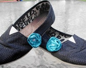 Turquoise Shoe Bling
