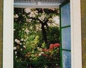 Giverny Window of Monet