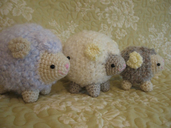 Pattern - Sheep Family Collection