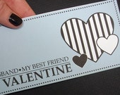 Coupon Book - VALENTINE - husband