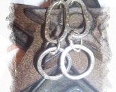 Sterling Links earrings