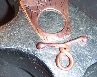 Copper Clasp