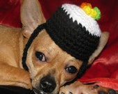 Custom Me So Hungry Sushi Doggie Hat