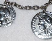 REPUBLIQUE FRANCAISE 1808 Vintage Charm Bracelet