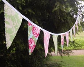 Summertime Bunting - PINK 3