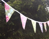 Summertime Bunting - PINK 4