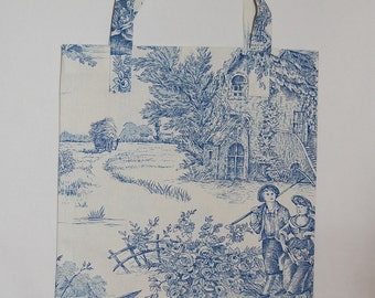 French Country Mini Tote