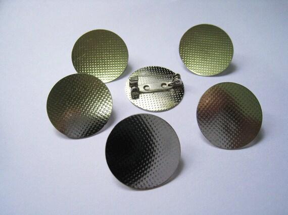 20 pcs of 22 mm round pinback