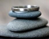 950 Palladium Wedding Band, Wedding Ring Made to Order