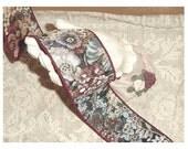 English Garden Tapestry Ribbon Trim - Yardage