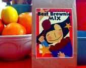 Brownie mix Gourmet Chocolate  perfect gift 2 packages