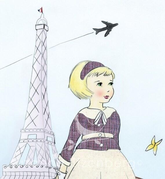 Bella in Paris