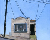 Bernal Heights (two) - archival print 17/100