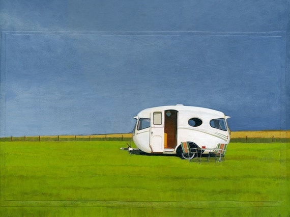 Willerby - 11 x 14 limited edition giclee print 99/100