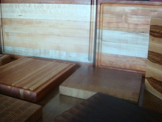 Edge Grain Carving Board