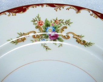 Vintage 1950's Harmony House Bread & Butter Plate, Wembley That missing china piece, Holiday China54c