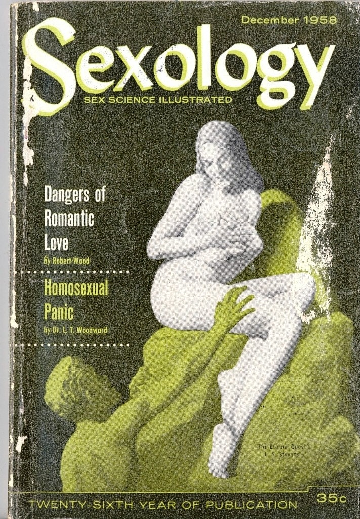 The amorous sex 1958
