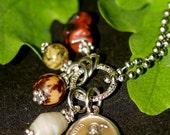 St Martha Charm Necklace for Christina Corsetty