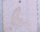 Vintage Stamped Tags